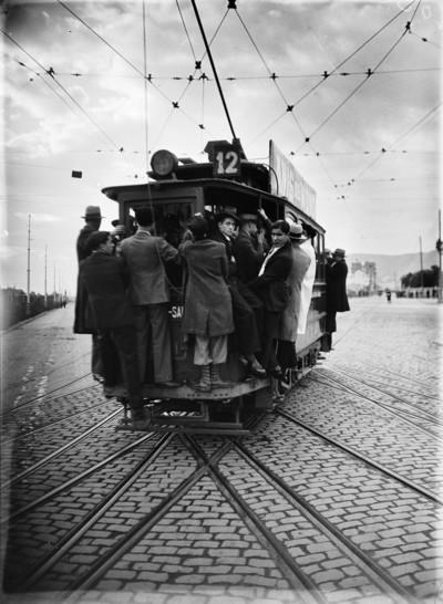 Tramvia de la línia 12