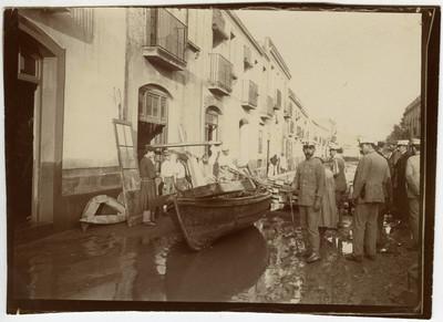 Inundacions al Baix Llobregat