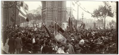 Festa de l'homenatge de Solidaritat Catalana