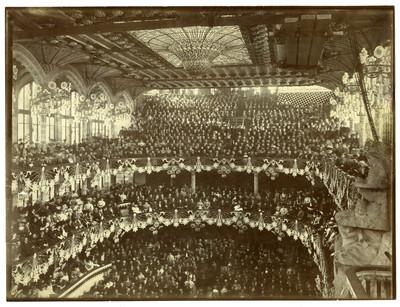 Concert inaugural del Palau de la Música Catalana