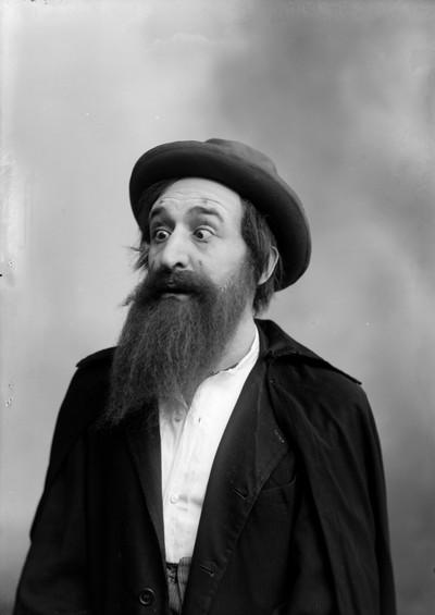 Retrat de l' actor Joaquim Viñas