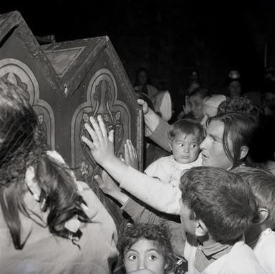 Peregrinació a les Santes Maries de la Mar