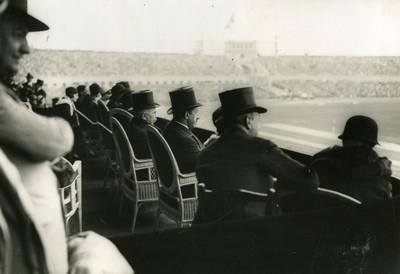 Inauguració de l'estadi de Montjuïc en el marc de l'Exposició Internacional de Barcelona de 1929