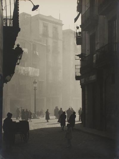 Sense títol [Barri de la Ribera, Barcelona]