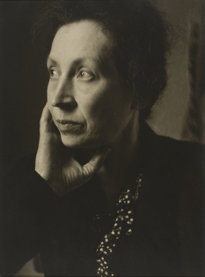 Retrat de la senyora Vila Arrufat