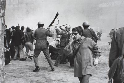 Manifestacions de l'1 de febrer de 1976. Convocatòria per: «Llibertat, amnistia, estatut d'autonomia»