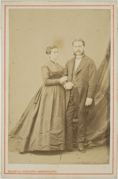 Retrat d'un home i una dona