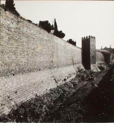 Murallas. Atarazanas