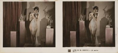 Arte en el desnudo. Nº 1