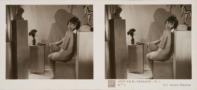 Arte en el desnudo. Nº 4