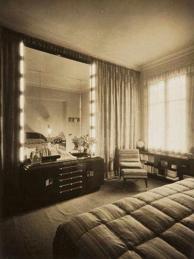 Dormitori dels senyors Compte-Rusiñol