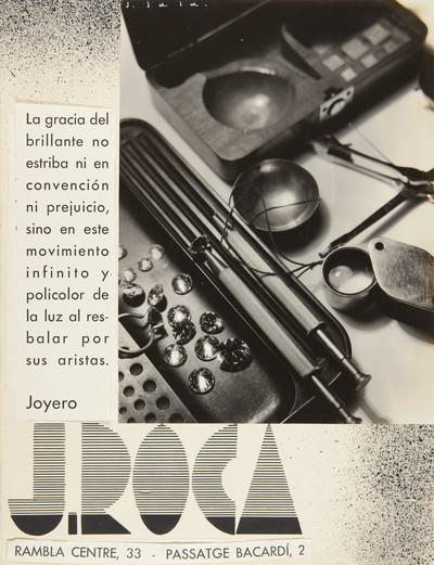 Fotografia publicitària per a Joieria Roca