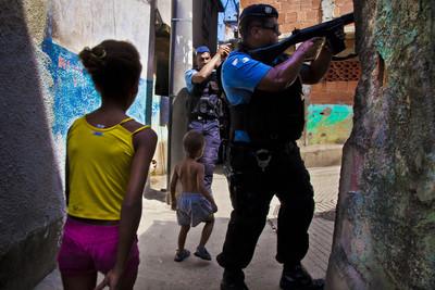 Olympic Favelas 1