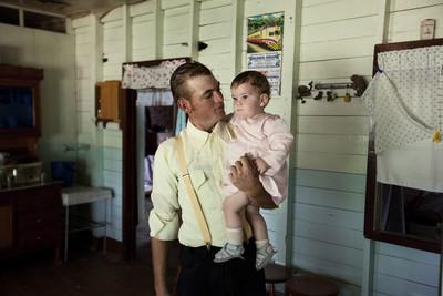 Gerardo Banman i la seva neboda