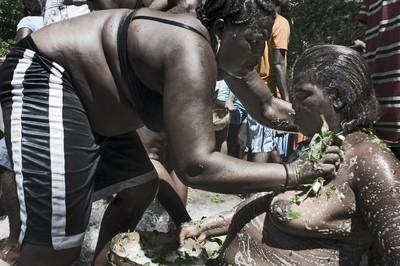 HERBES PURIFICADORES (Vudú a Haití)