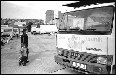 QUE DIOS NOS ACOMPAÑE (Barcelona 2004 com a mentida)