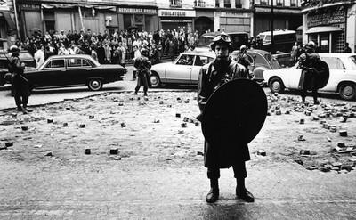 París, maig de 1968