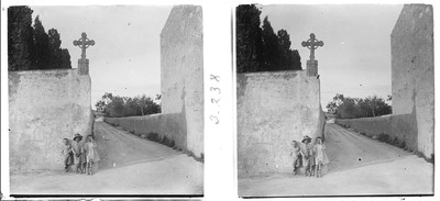 Creu al cementiri de Manacor