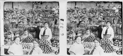 Nova vista del comerç de fruita