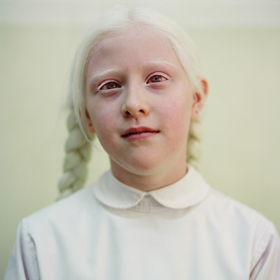 """""""Tamara"""" de la serie Albino Beauty"""