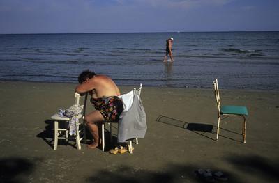 Platja de Larnaka (Xipre)