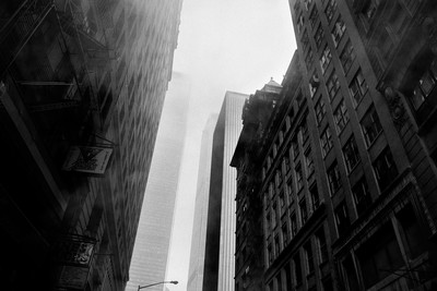 Wall Street and the Twin Towers