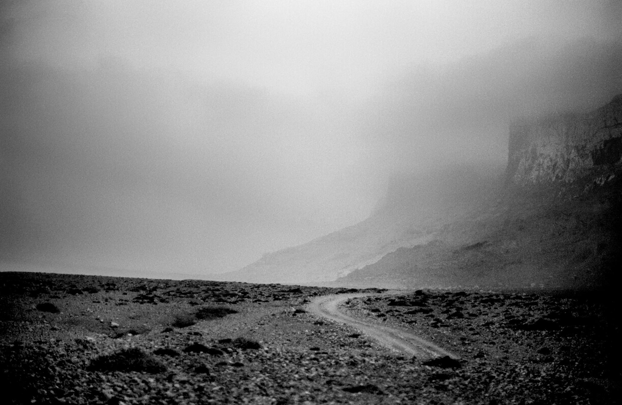Sèrie: Socotra, l'illa dels genis. Paisatge de l'illa de Socotral