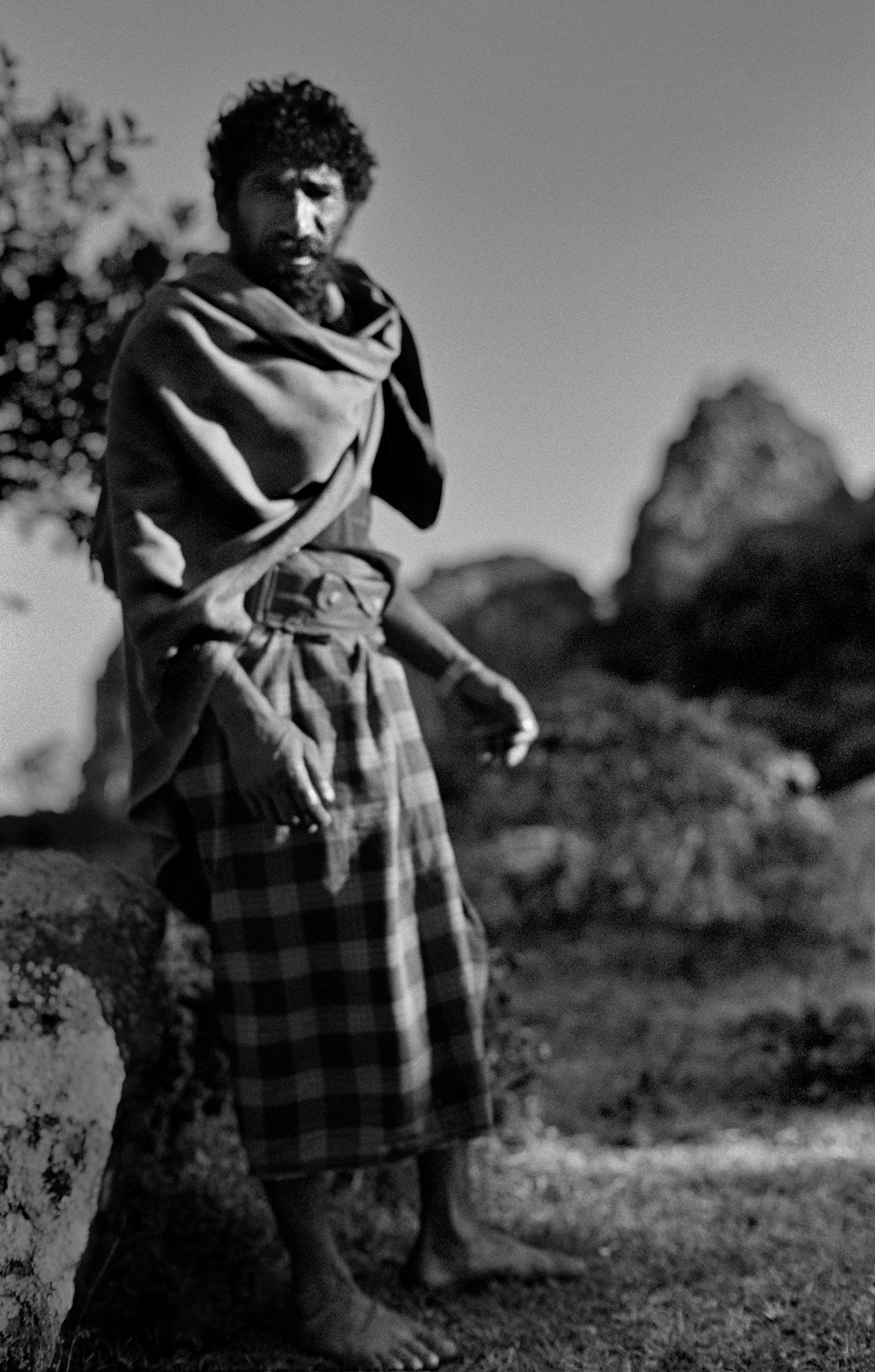 Sèrie: Socotra, l'illa dels genis. L'home del foc