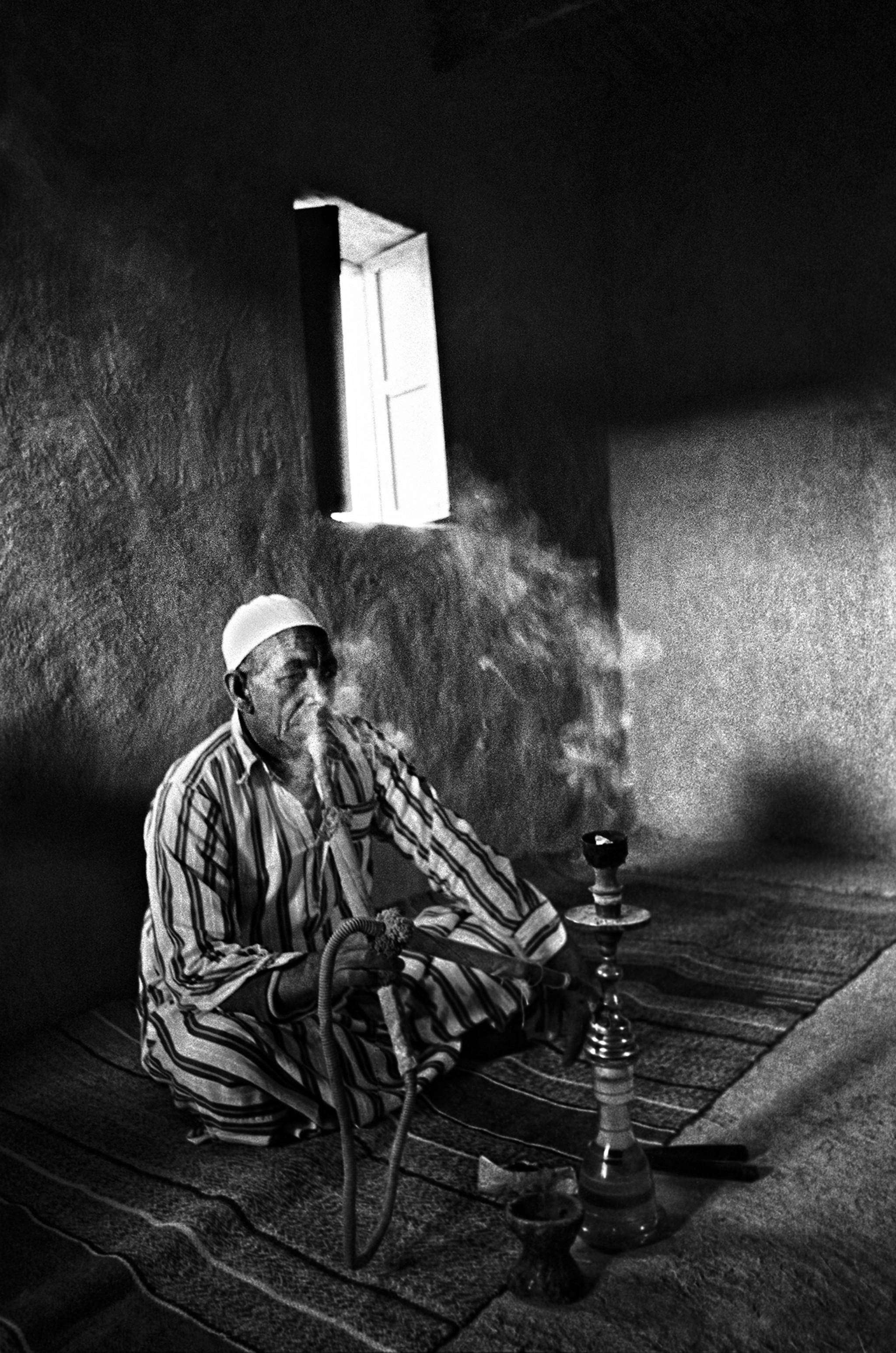 Sèrie: Els Oasis d'Egipte. Am Sanussi. Farafra. Oasis d'Egipte. 1982.