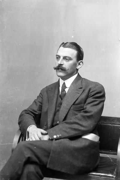 Retrat del metge i historiador Joaquim Danés