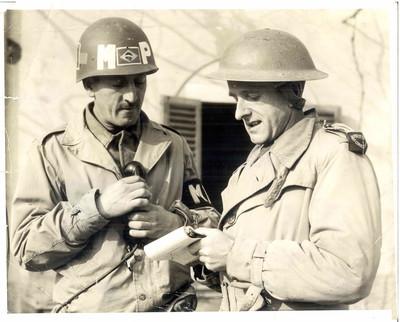 Retrat de Henry Buckley vestit de militar.