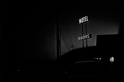 I40 / Motel Rooms
