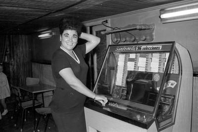 Les màquines de discos eren un dels símbols de la dècada dels seixanta.