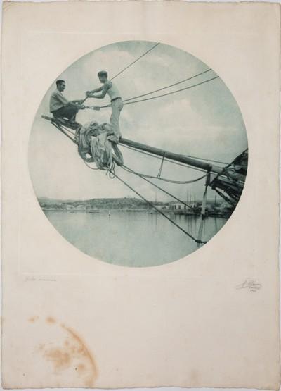 Labor marinera