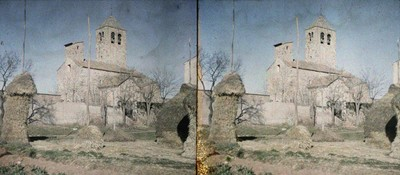 Església parroquial de Santa Maria de Barberà del Vallès