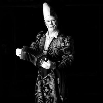 The Clown - Circo Raluy - gener 2002 - Barcelona