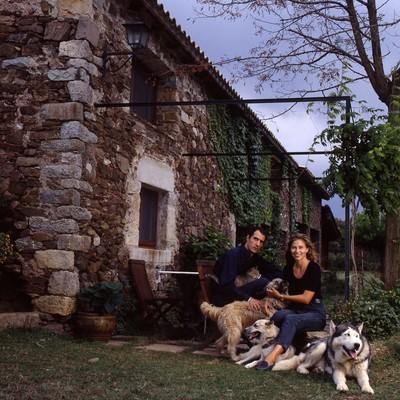 Gay Mercader & Inka Marti - 27 d'agost, 1996 - Girones
