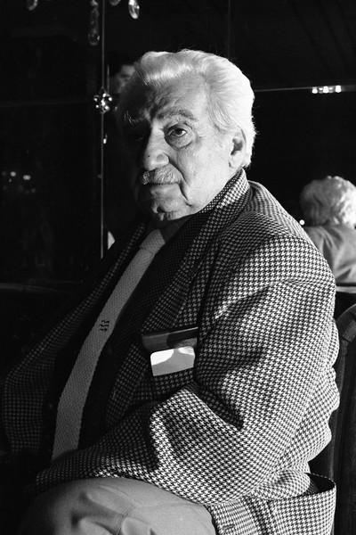 Jorge Amado - 1980's - Nova York