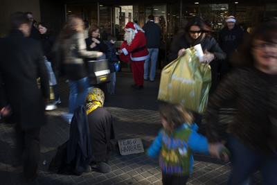 Sense titol. Barcelona. Decembre 2009