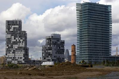 Poblenou. Barcelona. Abril 2009