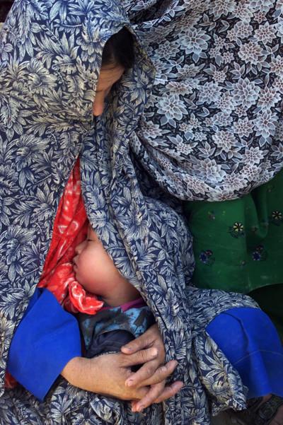 Refugiats de la etnia hazara. Queta. Pakistan. Octubre 2010.