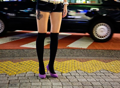 Black Shibuya (sèrie Ashimoto)