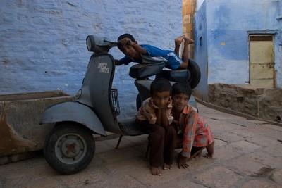 Nens a Jaisalmer