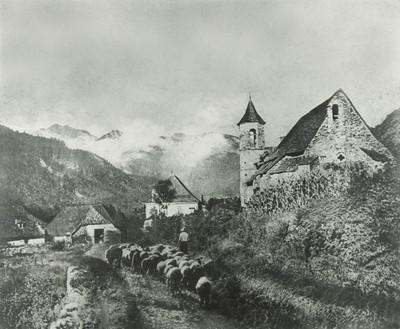Paisatge de la Vall d'Aran