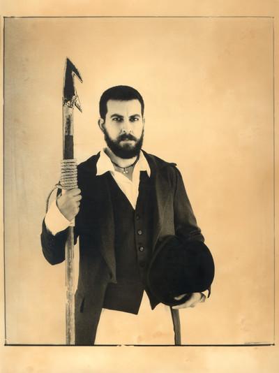 El balener Lars Wert Jirheden. Nantucket, 1869