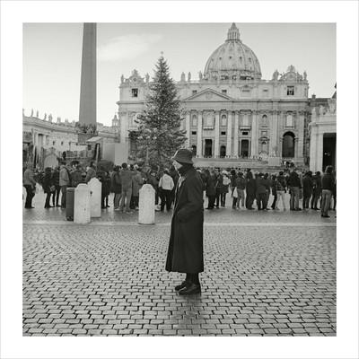 Correspondència amb Mediterrània-Plaça de Sant Pere a Roma