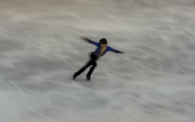 Final de l'ISU Gran Prix de patinatge sobre gel/ De la sèrie Barcelona i l'esport