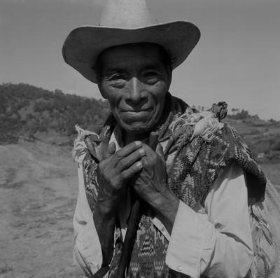 "Campesino. Col·lecció ""Guatemala"""