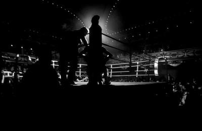 El silenci de la boxa