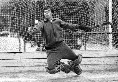 C.D.Terrassa Hockey. (1er. Premi colecció de 3 fotos, 10-09-1977)